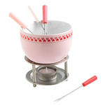 Mastrad Little Hearts Chocolate Fondue Set