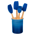 Le Creuset Craft Series Marseille 5-Piece Utensil and Crock Set