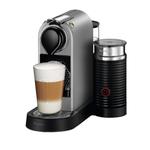 Breville Nespresso Original Line CitiZ & Milk Silver Espresso Maker
