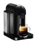 Breville Nespresso Vertuo Matte Black Espresso and Coffee Machine
