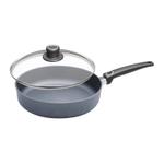 Woll Diamond Plus 11 Inch / 3.7 Quart Saute Pan with Lid