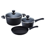 Scanpan Classic Aluminum 5 Piece Cookware Set