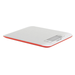 Mastrad Red Stainless Steel Digital Kitchen Scale