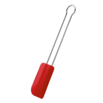 Rosle Red Silicone 12.6 Inch Pastry Spatula