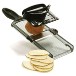 Norpro Black Dual Thickness Manual Mandoline Slicer