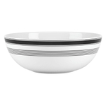 kate spade new york Concord Square Porcelain 10.25 Inch Serving Bowl
