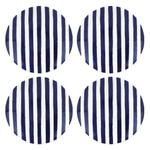 kate spade new york Charlotte Street Porcelain Tidbit Plate, Set of 4
