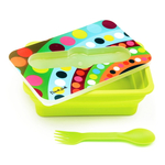 French Bull Bindi Silicone Single Pop Up Lunch Box