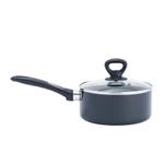 Mirro Get A Grip Nonstick Aluminum 2 Quart Covered Saucepan