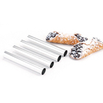 Norpro Stainless Steel Cannoli Forms, Set of 4