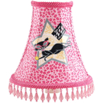 Pinkie Cat Goes Hollywood Decorative Lampshade Night Light