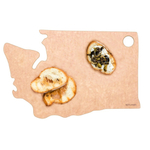 Epicurean Natural Washington State Shape Series Cutting Board