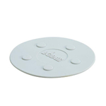 Lodge Gray Silicone 8 Inch Large Magnetic Trivet