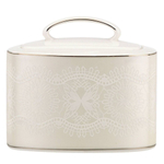 kate spade new york Chapel Hill Bone China Sugar Bowl
