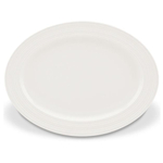 kate spade new york Fair Harbor Truffle 16 Inch Oval Serving Platter