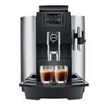 JURA WE8 Chrome One-Touch Espresso and Coffee Machine