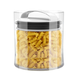 Prepara Evak Large Short Plastic Fresh Saver 7.2 Cup Dry Food Container