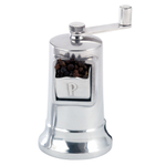 Prefex 4.5 Inch Hand Crank Pepper Mill