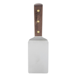 Dexter Russell Stainless Steel and Walnut 5 Inch All Purpose Turner