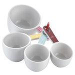 Cake Boss Melamine 4 Piece Measuring Cup Set