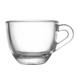 D&V by Fortessa Tableware Solutions Tasterz Glass 2.5 Ounce Espresso Cup