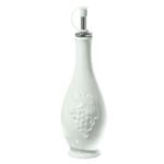 La Porcellana Bianca by Fortessa Tableware Solutions 8.5 Ounce Menage Classic Vinegar Bottle