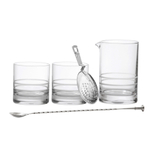 Crafthouse by Fortessa Tritan Glass Mixing Set