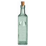 Bormioli Rocco Country Home Eticat Blue-Green 17 Ounce Bottle