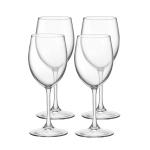 Bormioli Rocco Momenti White Wine Glass, Set of 4