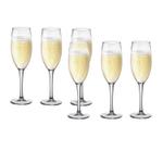 Bormioli Rocco New Kalix Champagne Flute, Set of 12