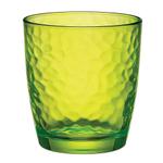 Bormioli Rocco Palatina Green 10.75 Ounce Rocks Glass