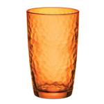 Bormioli Rocco Palatina Orange 16.5 Ounce Cooler Glass