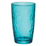 Bormioli Rocco Palatina Sky Blue 16.5 Ounce Cooler Glass