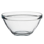 Bormioli Rocco Pompei Clear Glass 10.25 Inch Salad Bowl