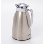 OGGI Gusto Stainless Steel 34 Ounce Thermal Vacuum Carafe