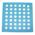 Evri Blue Silicone Trendi Trivet