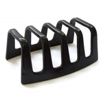 Charcoal Companion Flame Friendly Ceramic Rib Rack