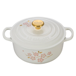 Le Creuset Sakura Cherry Blossom Collection 2.75 Quart Round Dutch Oven