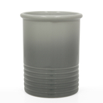 Chantal Fade Grey Ceramic Utensil Crock