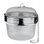 Kutchenprofi Stainless Steel 4 Inch Herb and Spice Tea Ball
