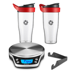 Vitamix Perfect Blend Smart Scale and Recipe App with 2 Smoothie Cups