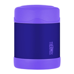 Thermos FUNtainer Purple Stainless Steel 10 Ounce Food Jar