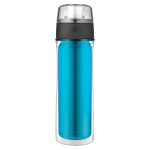 Thermos Teal Double Wall Tritan 18 Ounce Hydration Bottle