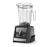 Vitamix Ascent Series A2500 Slate 64 Ounce Blender with Blending Bowls Starter Kit