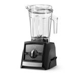 Vitamix Ascent Series A2500 Black 64 Ounce Blender with Blending Cups Starter Kit