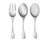 Nambe Skye 18/10 Stainless Steel 3 Piece Hostess Set