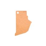 Epicurean State Shape Series Rhode Island Natural Cutting Board