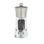 Peugeot Ouessant Stainless Steel 5.5 Inch Pepper Mill