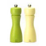 Peugeot Tahiti Duo Spring Beechwood 6 Inch Salt and Pepper Mill
