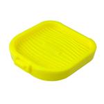 Casabella Yellow Silicone Square Microegg